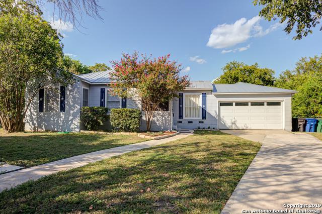 606 N Meadowlane Dr, San Antonio, TX 78209 (MLS #1403472) :: BHGRE HomeCity