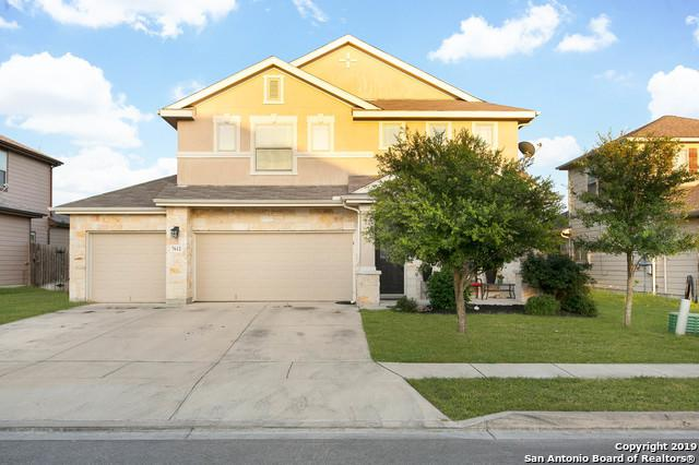 7612 Brigadier Pass, Converse, TX 78109 (MLS #1403489) :: BHGRE HomeCity