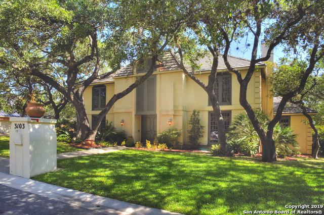 3103 Iron Stone Ln, San Antonio, TX 78230 (MLS #1403517) :: Tom White Group