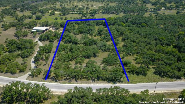 TBD LOT 31 5.41 Lipan Apache Run, Blanco, TX 78606 (MLS #1403556) :: Alexis Weigand Real Estate Group