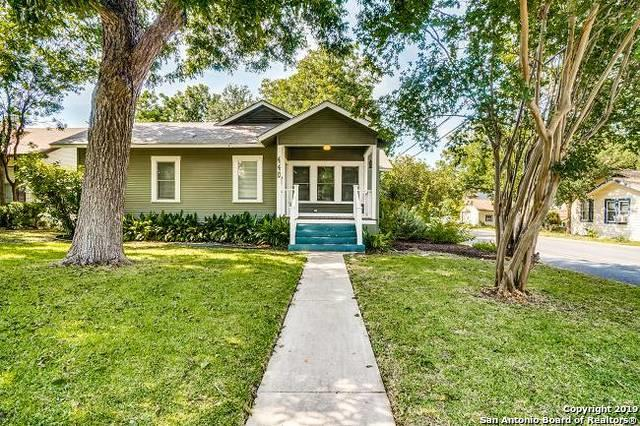440 Argo Ave, Alamo Heights, TX 78209 (MLS #1403691) :: BHGRE HomeCity