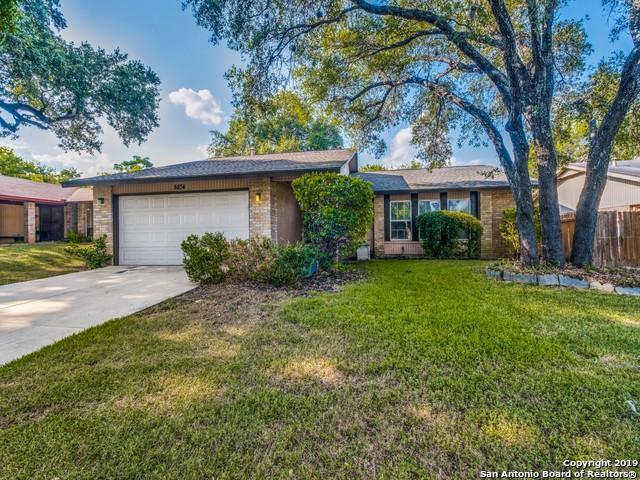 8834 Thatch Dr, San Antonio, TX 78240 (MLS #1403709) :: BHGRE HomeCity