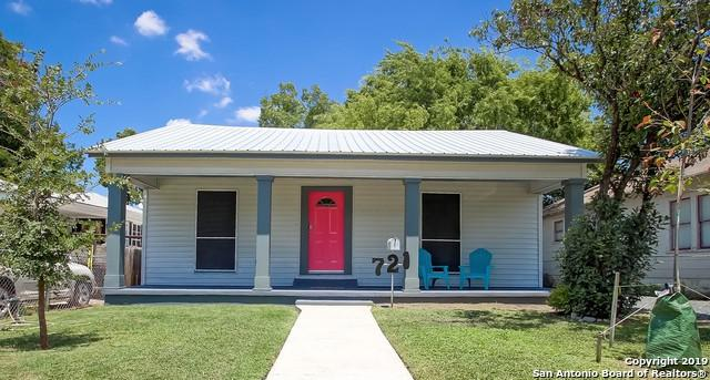 721 Elmwood Dr, San Antonio, TX 78212 (MLS #1403741) :: BHGRE HomeCity