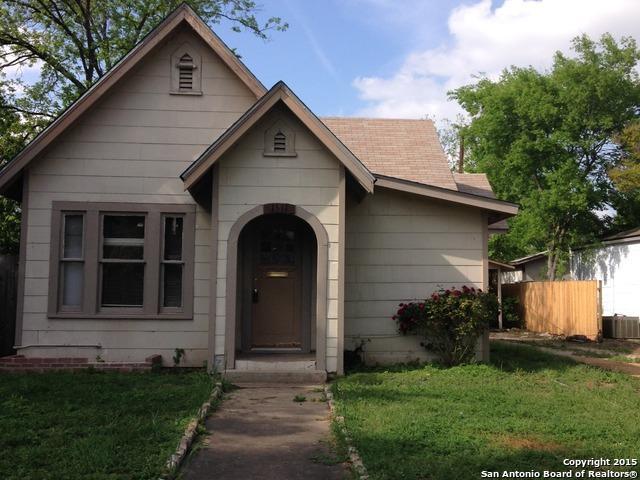 1511 W Lynwood Ave, San Antonio, TX 78201 (MLS #1403854) :: Alexis Weigand Real Estate Group