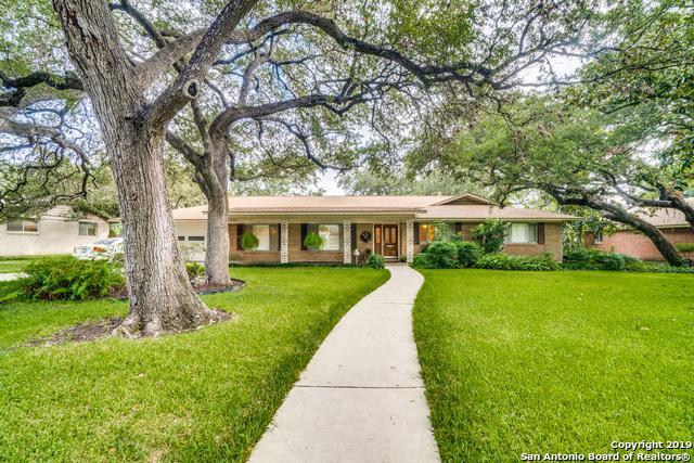 327 Royal Oaks Dr, San Antonio, TX 78209 (MLS #1404048) :: Neal & Neal Team