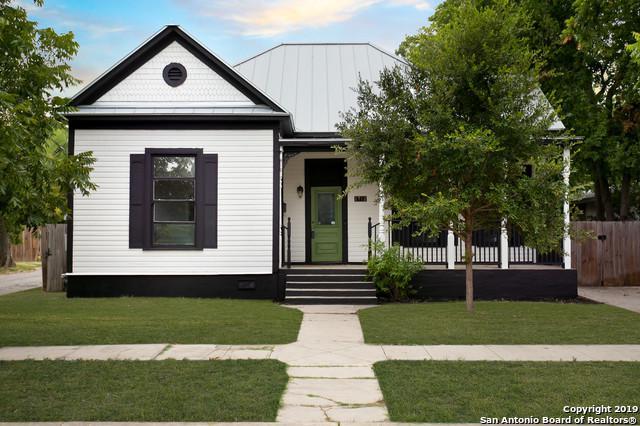 1712 N Pine St, San Antonio, TX 78208 (MLS #1404211) :: Reyes Signature Properties