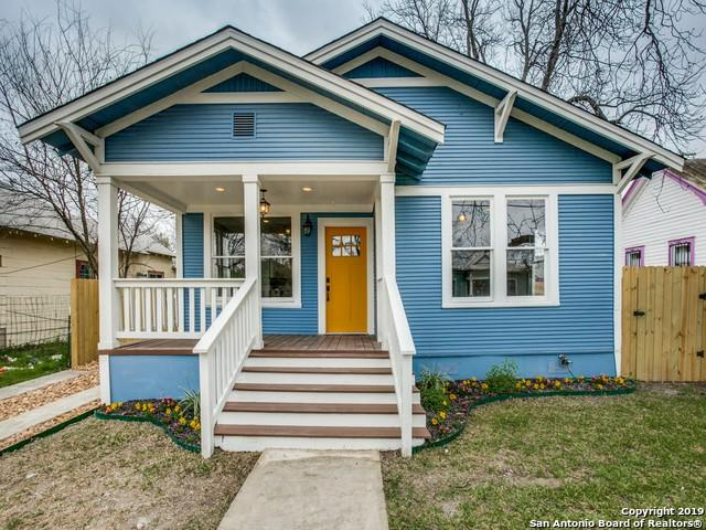 906 Lamar, San Antonio, TX 78202 (MLS #1404271) :: The Mullen Group   RE/MAX Access