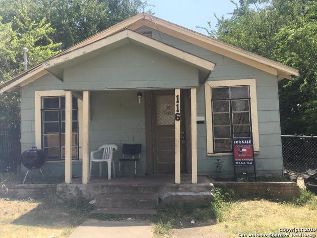 116 Fairfax St, San Antonio, TX 78203 (MLS #1404374) :: Neal & Neal Team