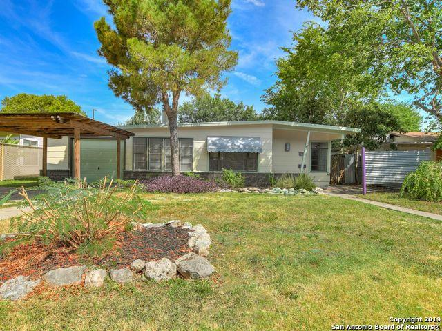735 Sumner Dr, San Antonio, TX 78209 (MLS #1404383) :: Alexis Weigand Real Estate Group