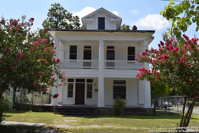 602 Barbe St, San Antonio, TX 78210 (MLS #1404391) :: Berkshire Hathaway HomeServices Don Johnson, REALTORS®