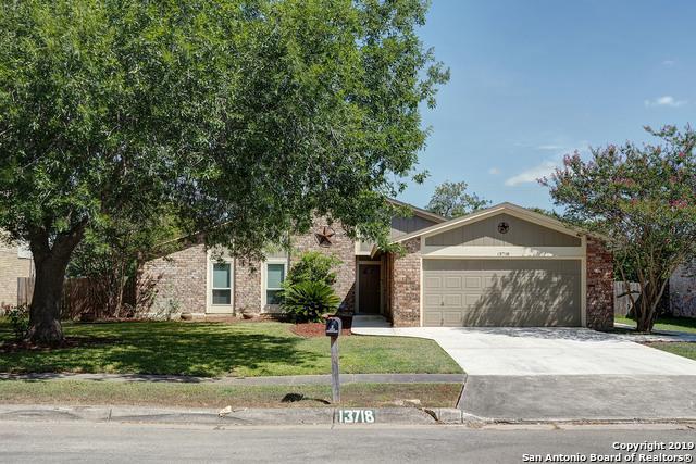 13718 Sunny Glen, San Antonio, TX 78217 (MLS #1404414) :: Berkshire Hathaway HomeServices Don Johnson, REALTORS®