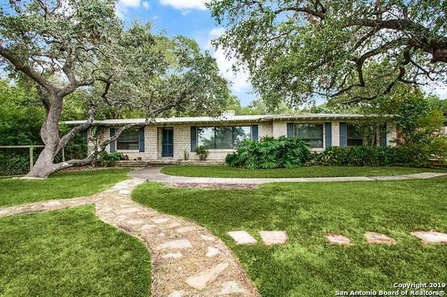 345 Burr Rd, Terrell Hills, TX 78209 (MLS #1404422) :: Alexis Weigand Real Estate Group