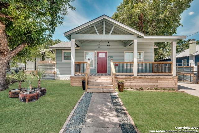 307 Stafford St, San Antonio, TX 78208 (MLS #1404489) :: The Castillo Group