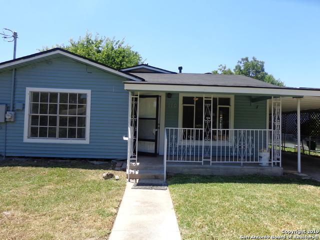 110 Humboldt St, San Antonio, TX 78211 (MLS #1404532) :: Alexis Weigand Real Estate Group