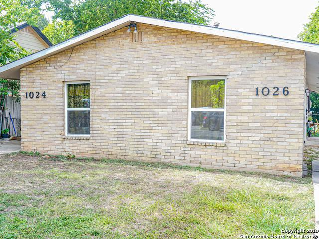 1026 Edison Dr, San Antonio, TX 78201 (MLS #1404591) :: Vivid Realty