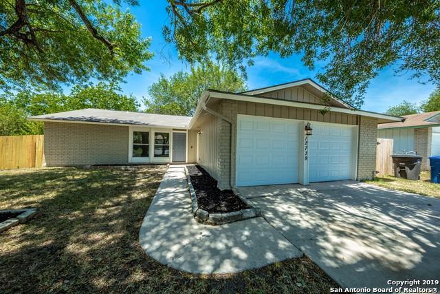 12739 Thomas Sumter St, San Antonio, TX 78233 (MLS #1404726) :: BHGRE HomeCity