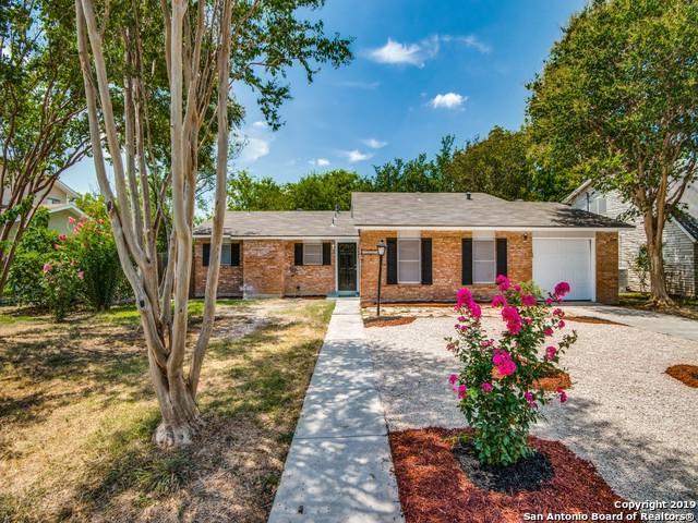10607 Rimcrest Dr, San Antonio, TX 78217 (MLS #1404731) :: Alexis Weigand Real Estate Group