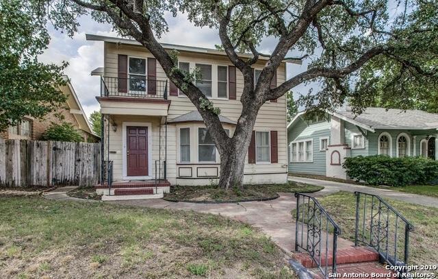 435 W Summit Ave, San Antonio, TX 78212 (MLS #1404953) :: Neal & Neal Team