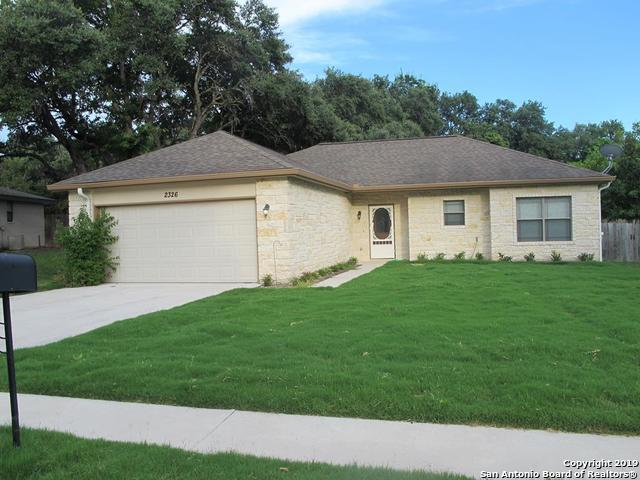 2326 Trails End, Kerrville, TX 78028 (MLS #1404982) :: BHGRE HomeCity