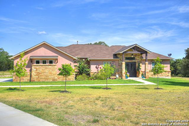 123 N Calvin Barrett, Blanco, TX 78606 (MLS #1405148) :: Alexis Weigand Real Estate Group