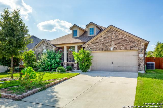 845 Mesa Verde, Schertz, TX 78154 (MLS #1405216) :: Alexis Weigand Real Estate Group