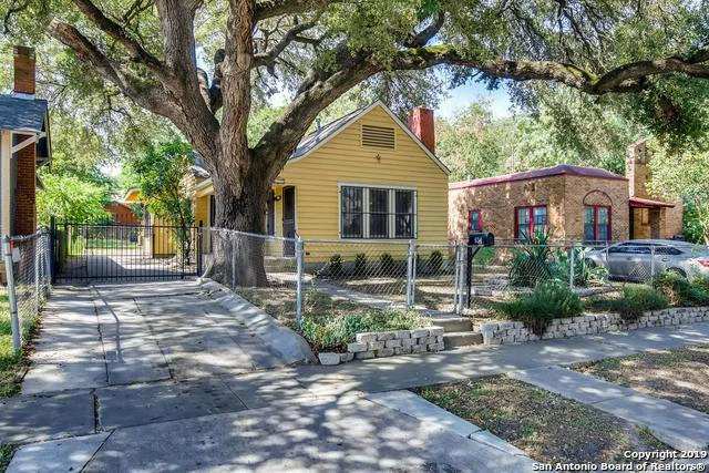 634 Avant Ave, San Antonio, TX 78210 (MLS #1405330) :: The Castillo Group