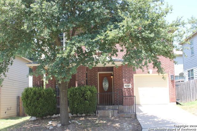 834 Barrel Pt, San Antonio, TX 78251 (MLS #1405332) :: BHGRE HomeCity