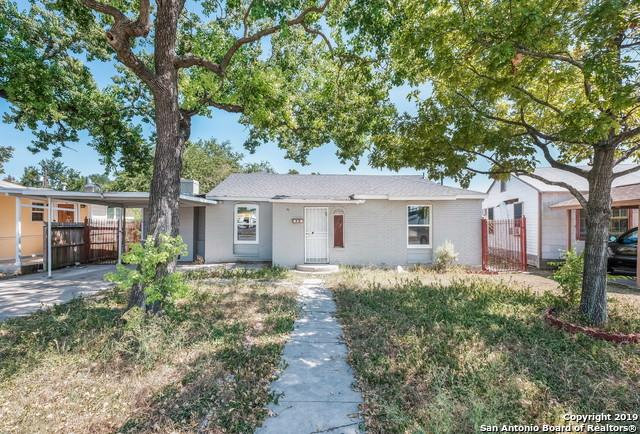 106 Westminster Ave, San Antonio, TX 78228 (MLS #1405351) :: Alexis Weigand Real Estate Group