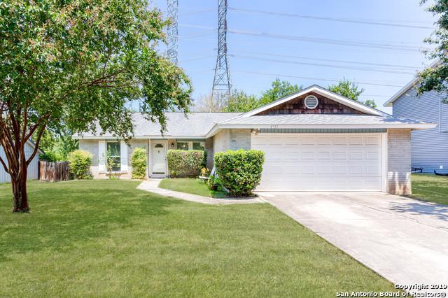 4711 Crested Grove, San Antonio, TX 78217 (MLS #1405369) :: Vivid Realty
