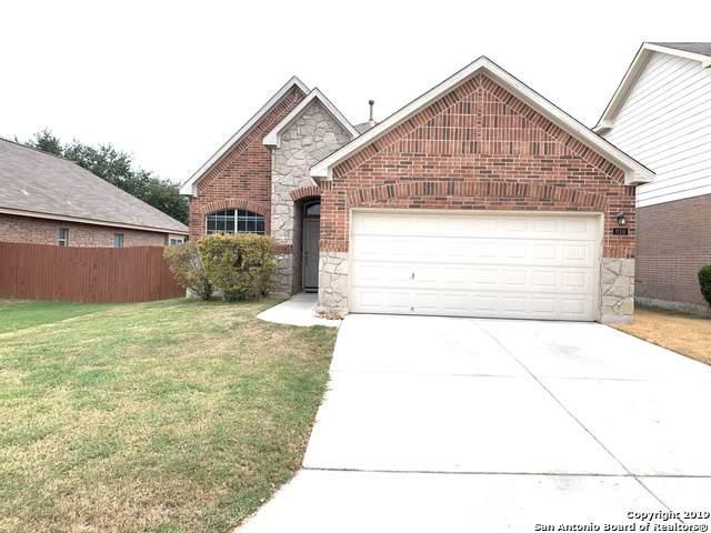 810 Caprese Ln, San Antonio, TX 78253 (MLS #1407997) :: BHGRE HomeCity