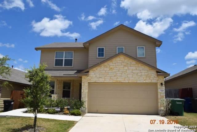 723 Pelican Pt, San Antonio, TX 78221 (MLS #1408033) :: BHGRE HomeCity