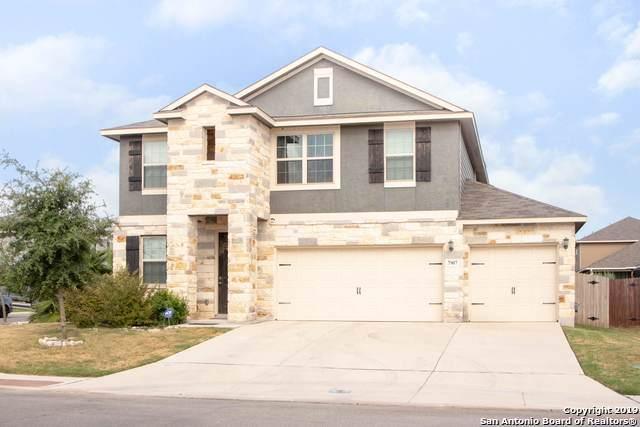 7907 Mahala Bluff, San Antonio, TX 78254 (MLS #1408056) :: BHGRE HomeCity