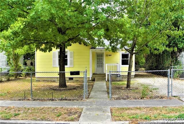 1614 Pasadena, San Antonio, TX 78201 (MLS #1408061) :: Alexis Weigand Real Estate Group