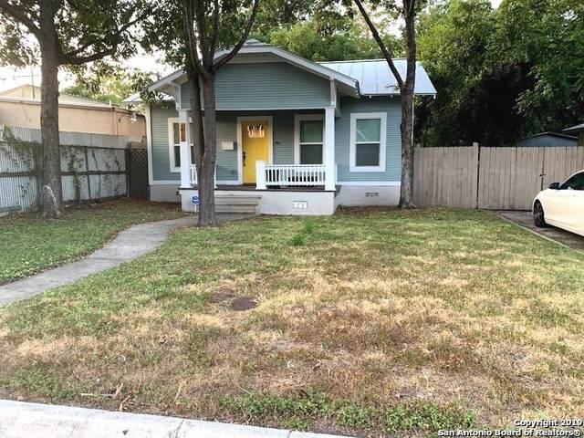 1829 Santa Anna, San Antonio, TX 78201 (MLS #1408126) :: BHGRE HomeCity