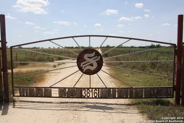 3816 County Road 422, Pleasanton, TX 78064 (MLS #1408135) :: Santos and Sandberg