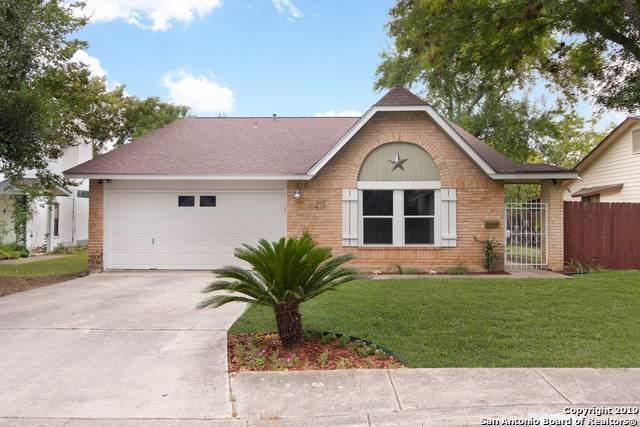 10439 Country Bluff, San Antonio, TX 78240 (MLS #1408215) :: BHGRE HomeCity