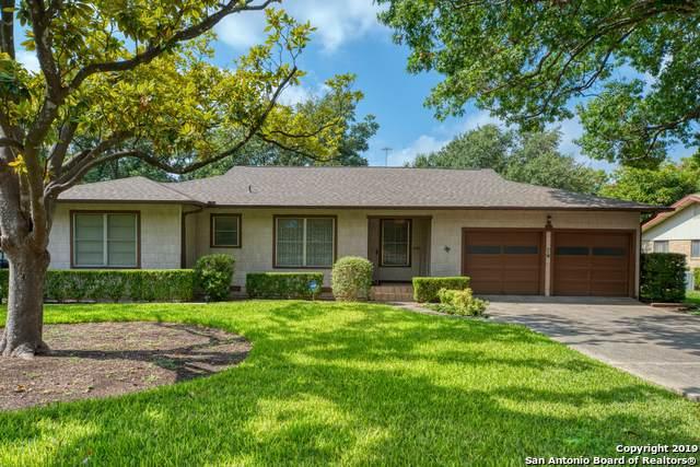 114 Hannasch Dr, Balcones Heights, TX 78213 (MLS #1408249) :: The Mullen Group | RE/MAX Access