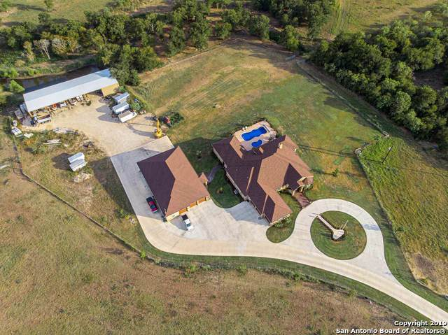 10253 Fm 20, Seguin, TX 78155 (#1408420) :: The Perry Henderson Group at Berkshire Hathaway Texas Realty
