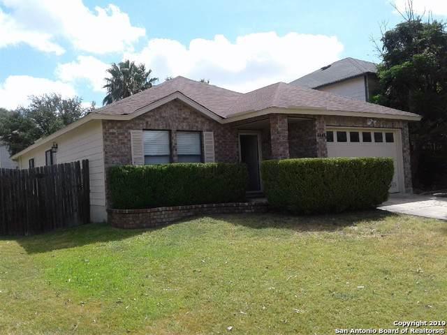 6848 Flatstone Pass, Converse, TX 78109 (MLS #1408446) :: BHGRE HomeCity