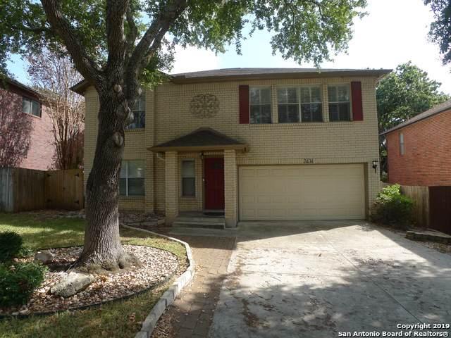 2434 Thrasher Oak, San Antonio, TX 78232 (MLS #1408498) :: BHGRE HomeCity