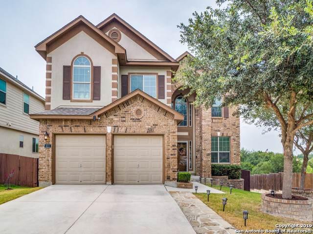411 Amber Star, San Antonio, TX 78253 (MLS #1408528) :: BHGRE HomeCity