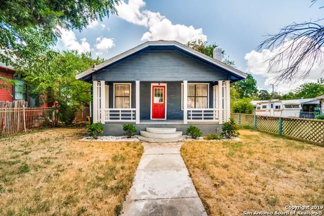 106 Dorothy St, San Antonio, TX 78210 (MLS #1408542) :: Exquisite Properties, LLC