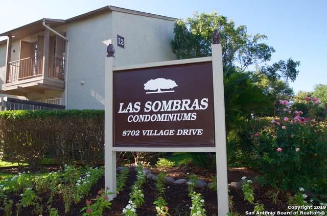 8702 Village Dr #1207, San Antonio, TX 78217 (MLS #1408555) :: BHGRE HomeCity