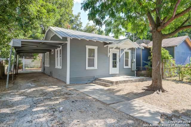 114 Palo Blanco St, San Antonio, TX 78210 (#1408580) :: The Perry Henderson Group at Berkshire Hathaway Texas Realty