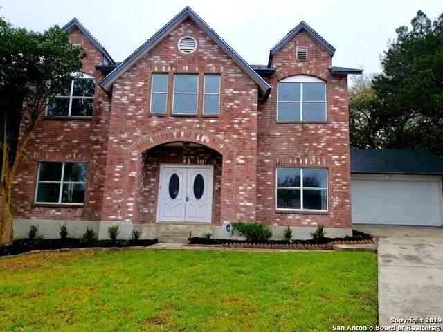 16415 Hillview Pass Dr, San Antonio, TX 78247 (MLS #1408624) :: BHGRE HomeCity