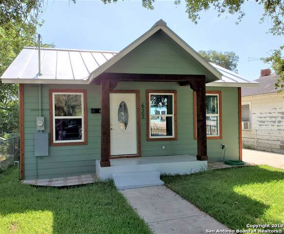 622 S Polaris St, San Antonio, TX 78203 (MLS #1408812) :: BHGRE HomeCity