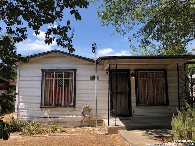 1323 Barclay St, San Antonio, TX 78207 (MLS #1408849) :: BHGRE HomeCity