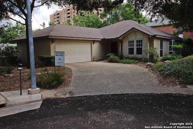 7518 Dijon Ct, San Antonio, TX 78209 (#1408975) :: The Perry Henderson Group at Berkshire Hathaway Texas Realty