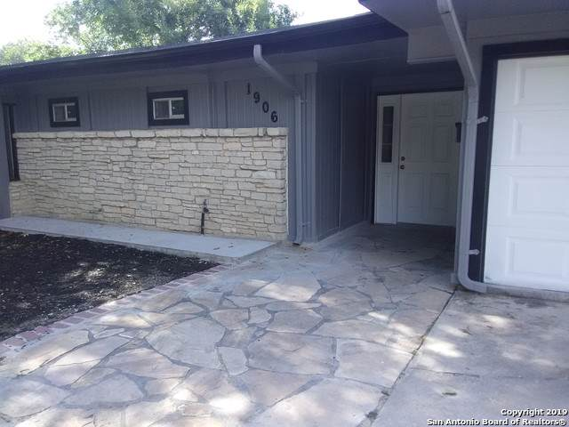 1906 Edgehill Dr, San Antonio, TX 78209 (MLS #1409010) :: The Heyl Group at Keller Williams