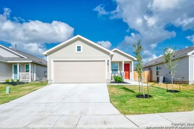 8535 Lattes Wheel, San Antonio, TX 78254 (MLS #1409076) :: BHGRE HomeCity